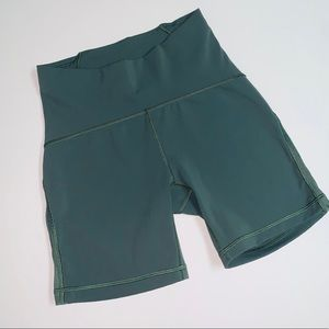 lululemon athletica Shorts - Lululemon Train Times Short (4) Dark Forest